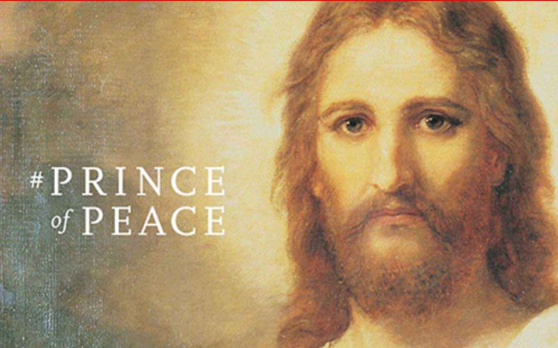#Prince of Peace
