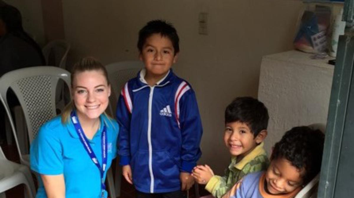 Natalya & Kids