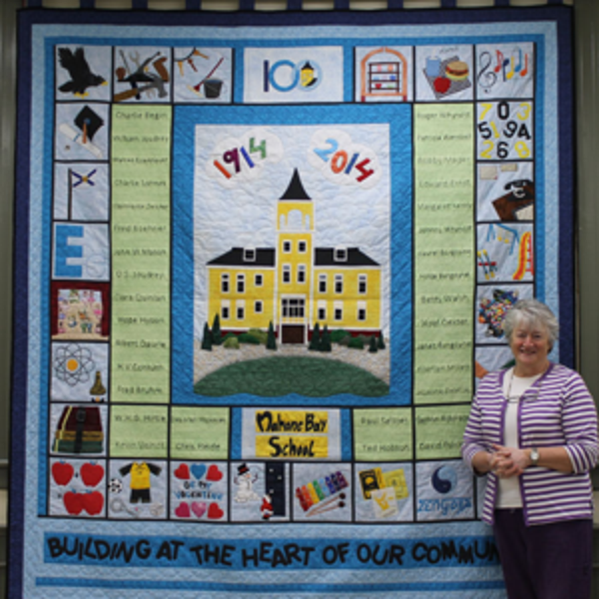 anna and the anniversary quilt