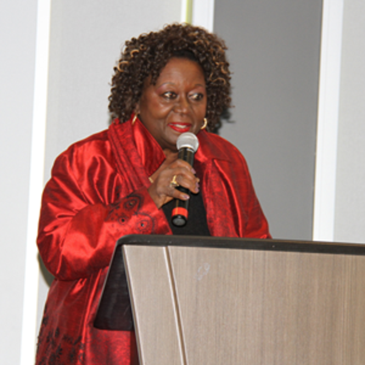 Hournable Jean Augustine