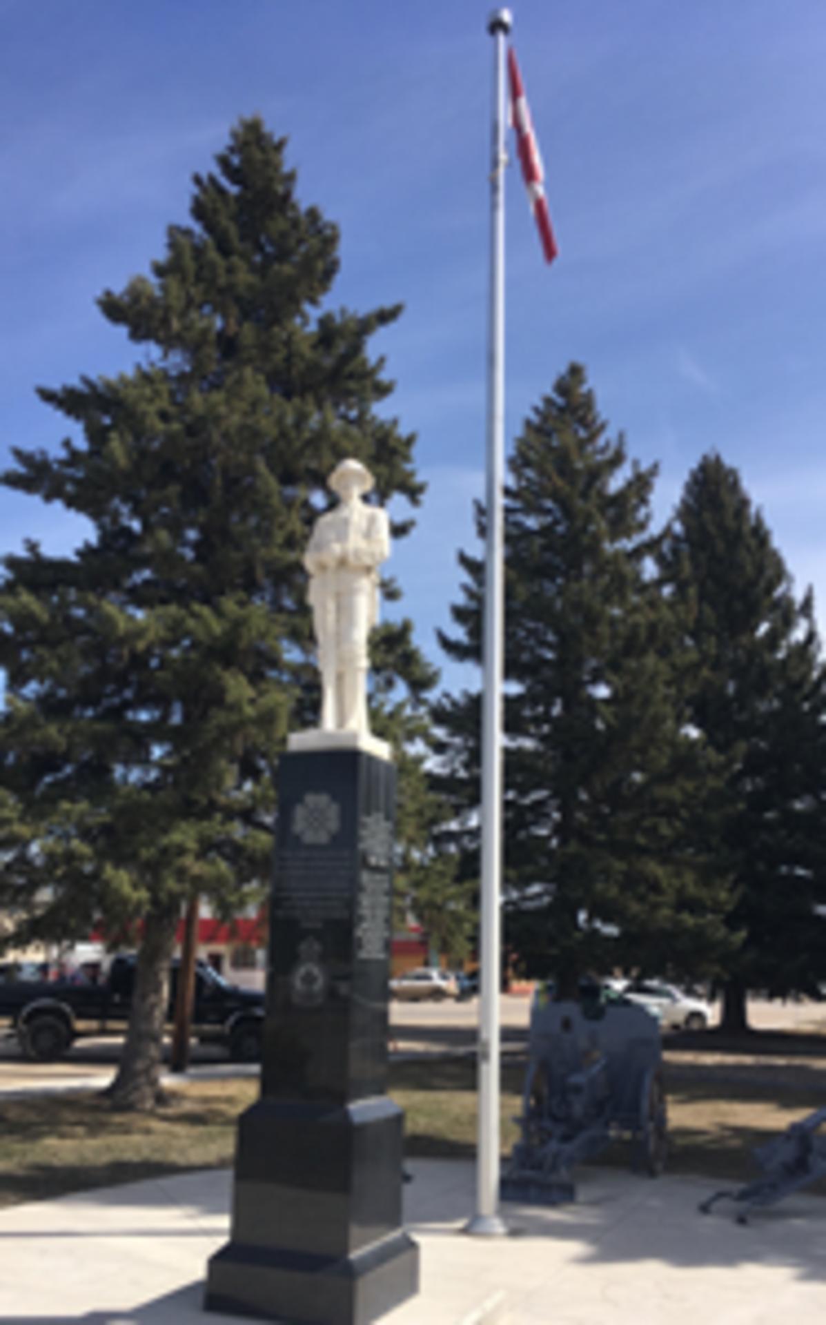 Taber Cenotaph