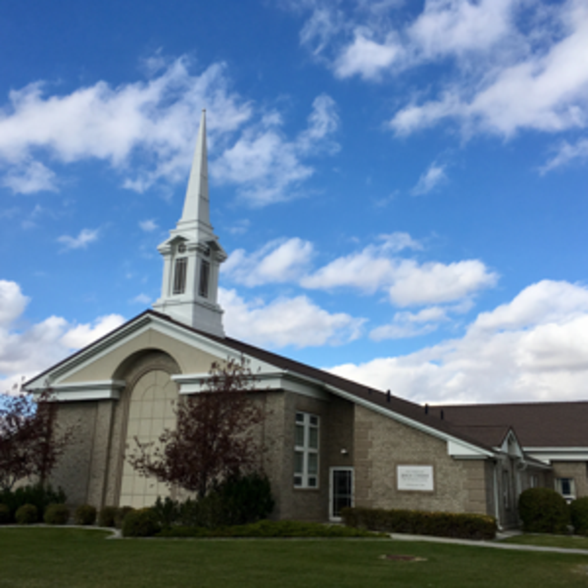 Chaple where the Young Single Adults Meet