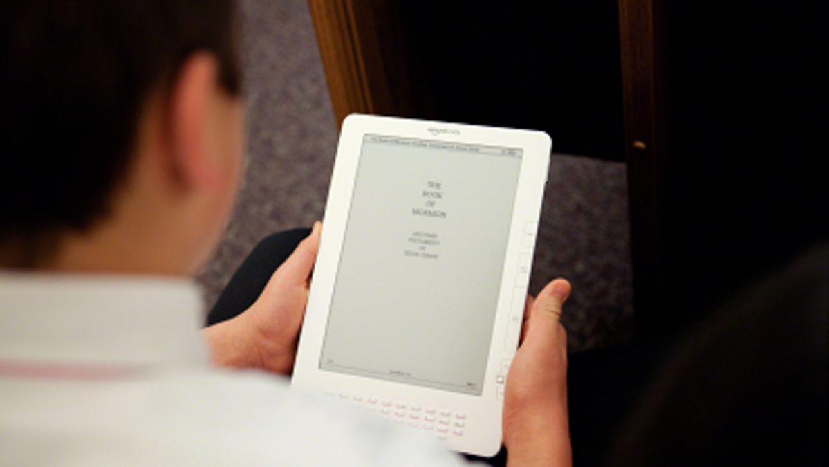 Mission call on tablet