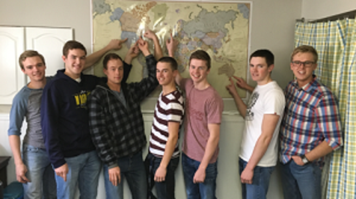 Magrath missionaries