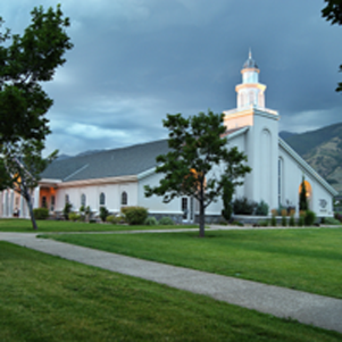 The Church of Jesus Christ of Latter-day Saints meetinghouse