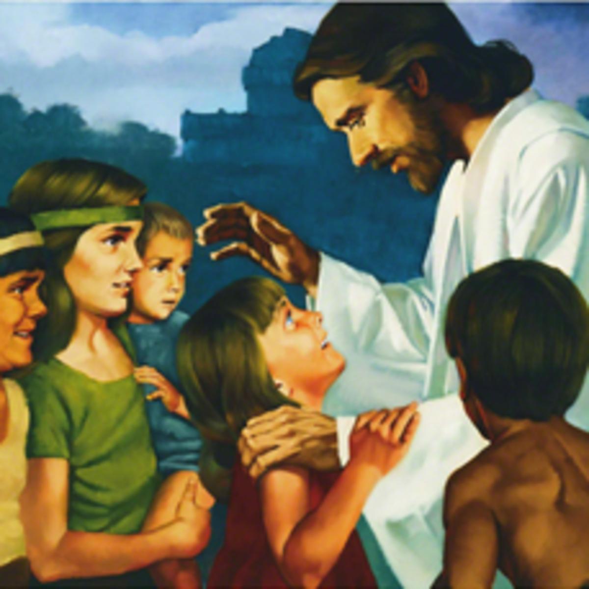 Jesus Christ and the Children