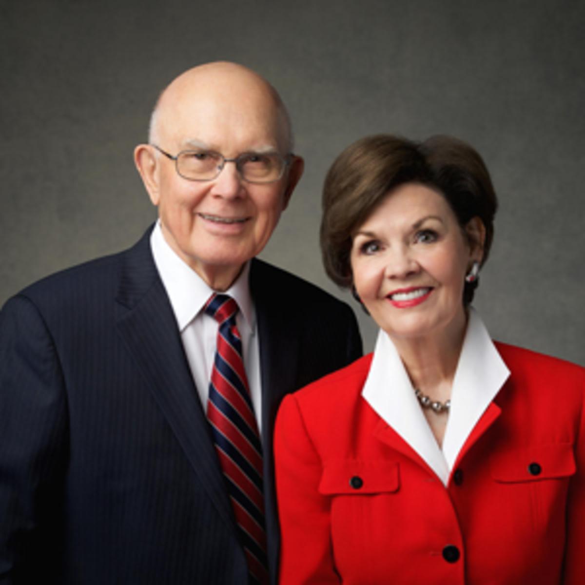 Elder Dallin H Oaks & Sister Kristen M Oaks