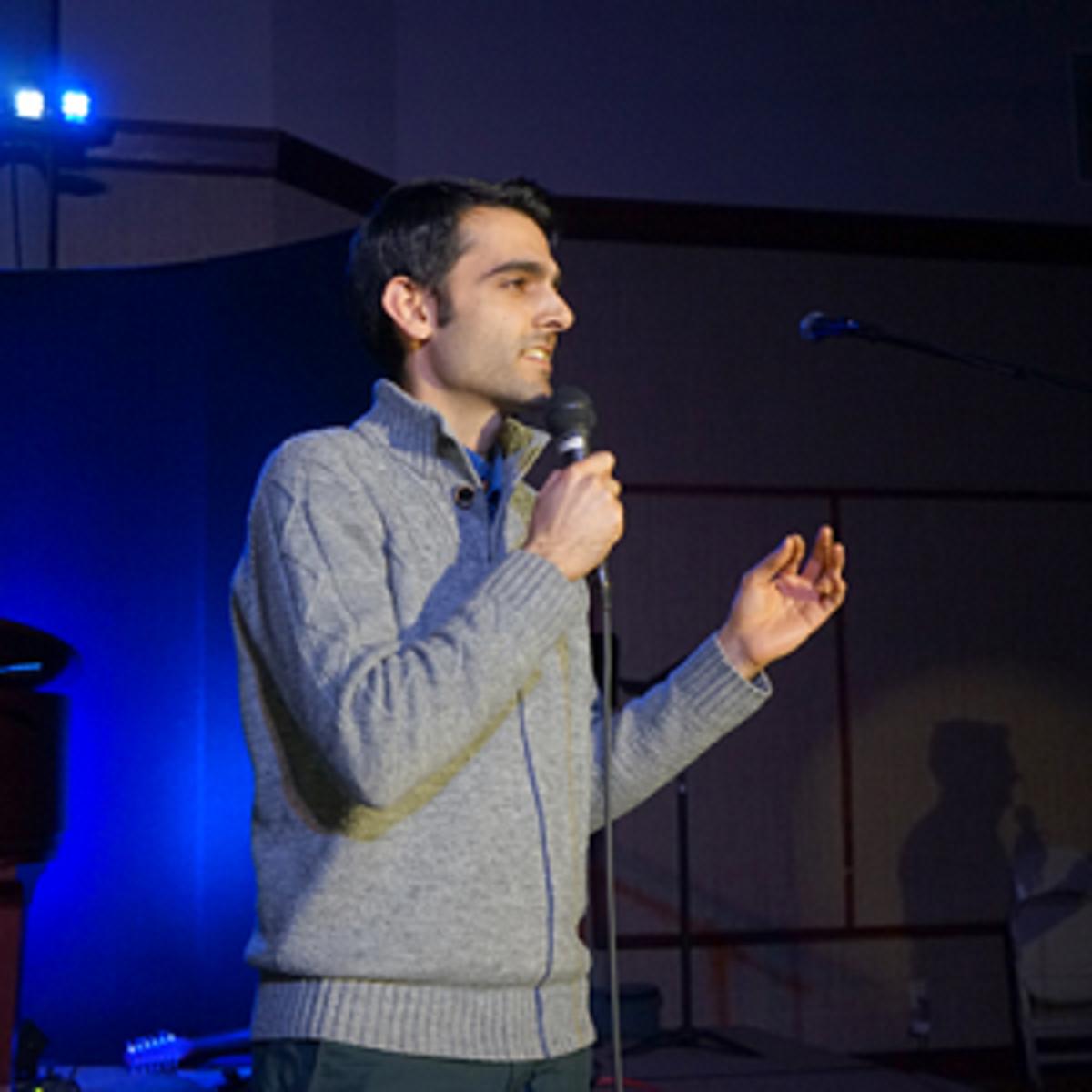 """Nabet Fani, of the Bahá'í faith, shared a poem titled """"Freedom."""""""