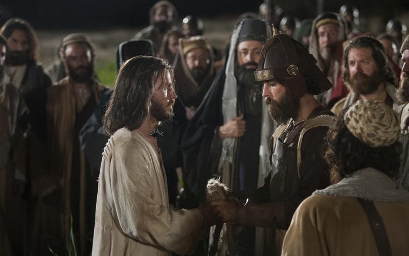 Christ's betrayed