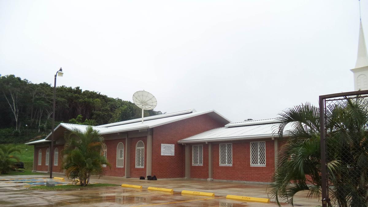 Desarrollo de la Iglesia en Belice
