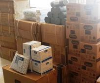 Donacion de material quir c3 bargico y medicinas al Hospital Mario Catarino Rivas.jpg