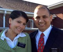 Elder y Hermana Aponte
