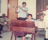 Usando la musica-Familia Ocampo interpretando n c3 bamero especial en Barrio Ideal, Estaca San Pedro Sula, Honduras.jpg