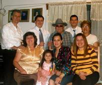 Familia Orellana y Familia López Linares