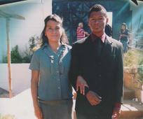 Mi historia1 (Hermana Rosa con su hijo Nelson).jpg