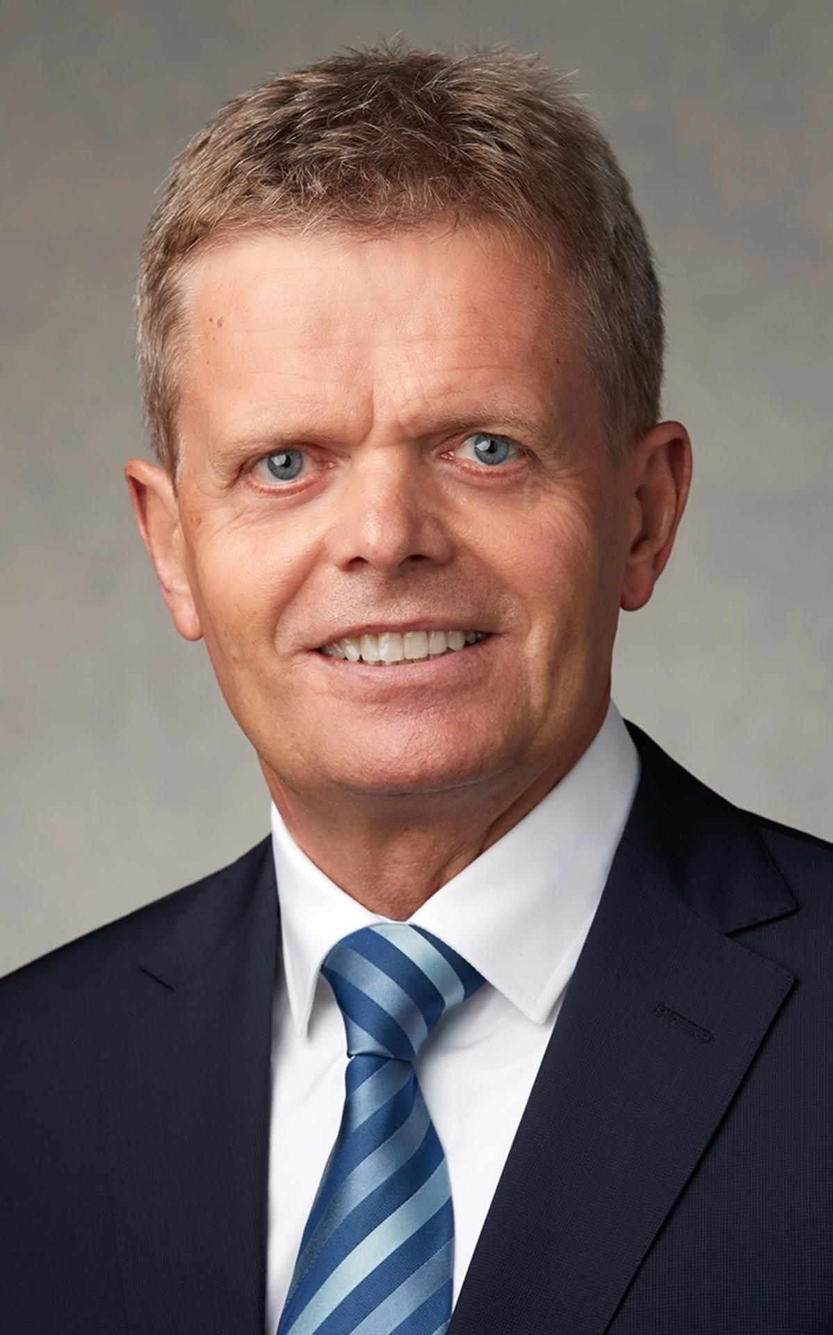 Ouderling Torben Engbjerg (Denemarken)