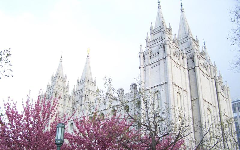 Temple, Salt Lake City