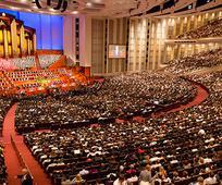 Die Frühjahrs-Generalkonferenz bietet Gelegenheit, von Propheten und Führern der Kirche zu hören.
