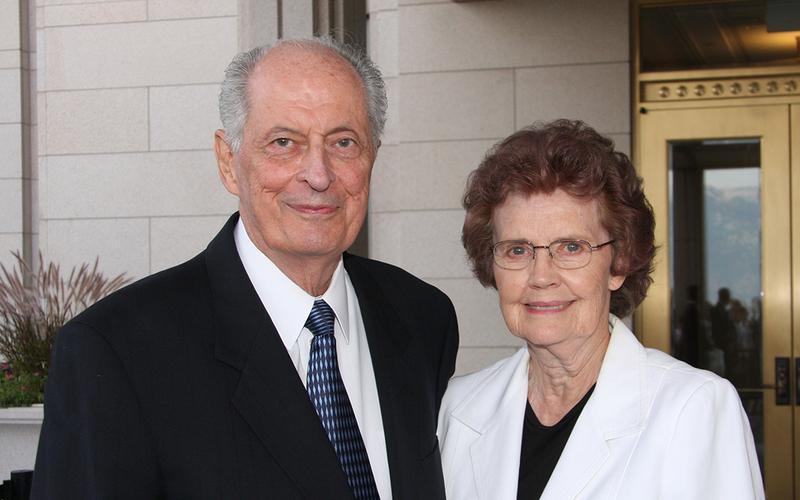 Elder Robert D. Hales Falece aos 85 anos de idade