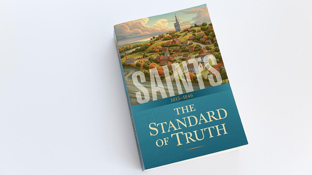 saints book