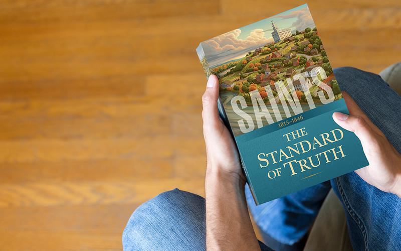 Saints book