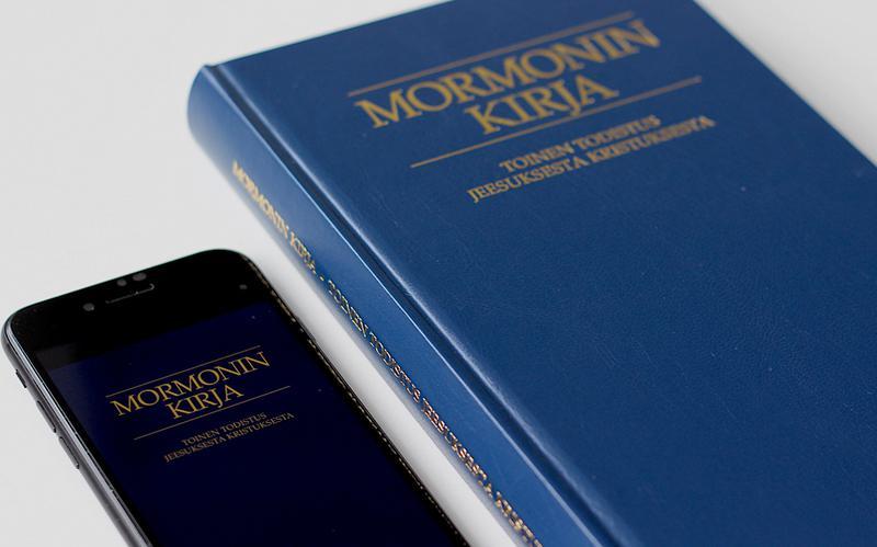 Mormonin kirja
