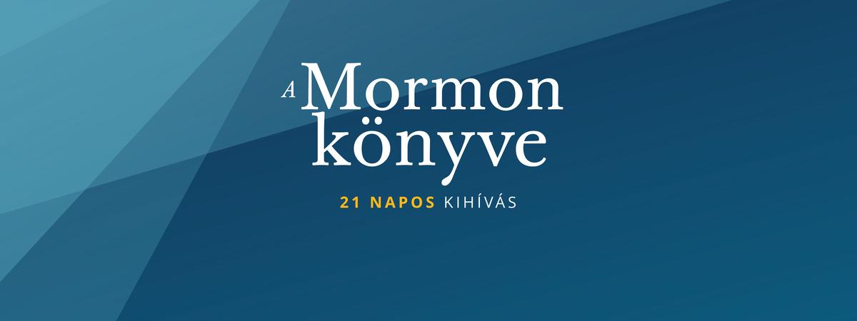 Mormon könyve