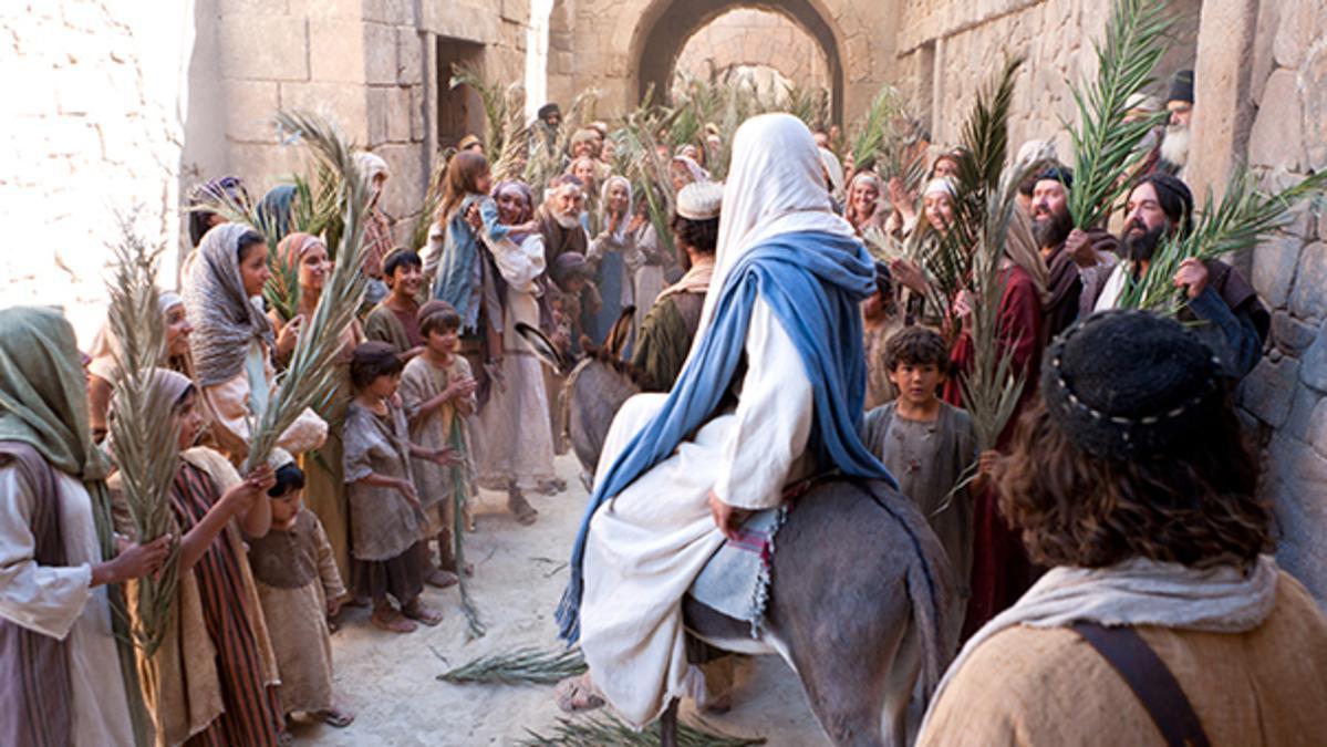 Znajdujemy radość w byciu uczniami Chrystusa.