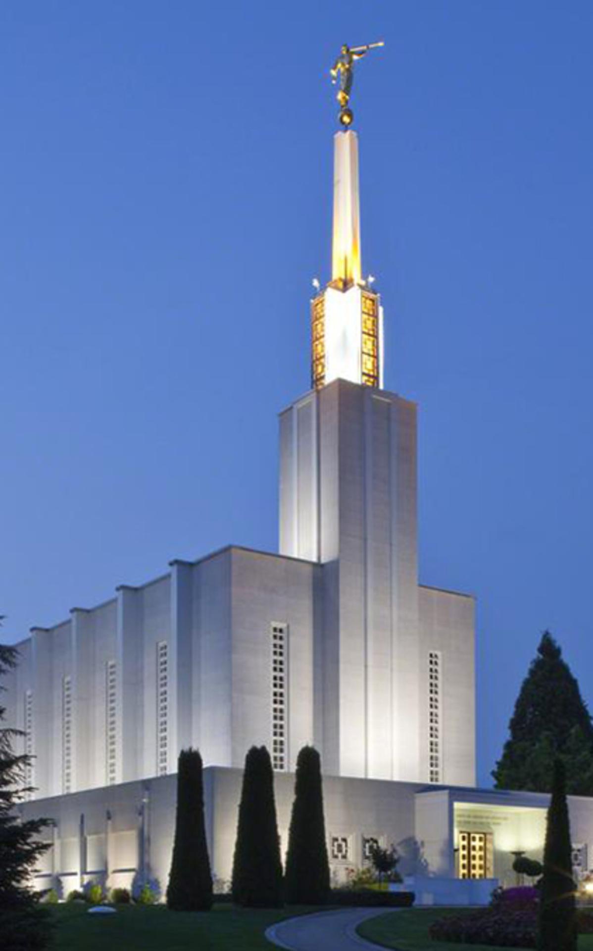 Mormonentempel in der Schweiz