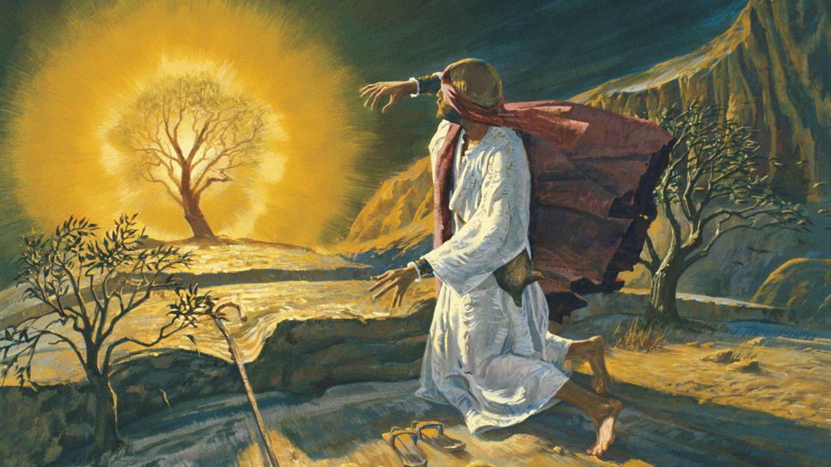 Gud leder oss gjennom profeter – i tidligere tider og nå