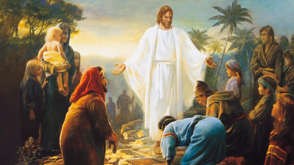 jezus amerika