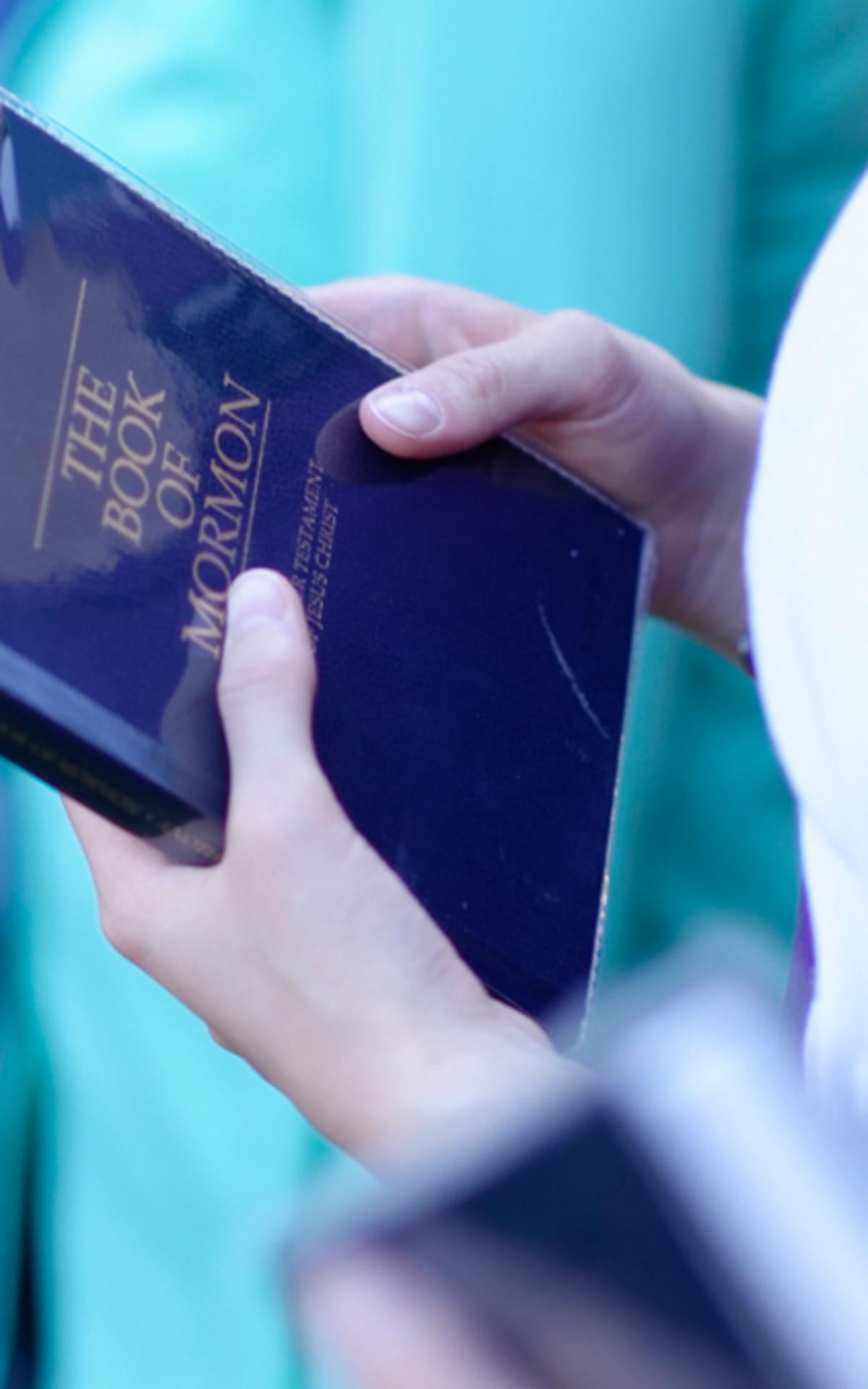 Het Boek van Mormon is net als de Bijbel heilige schriftuur