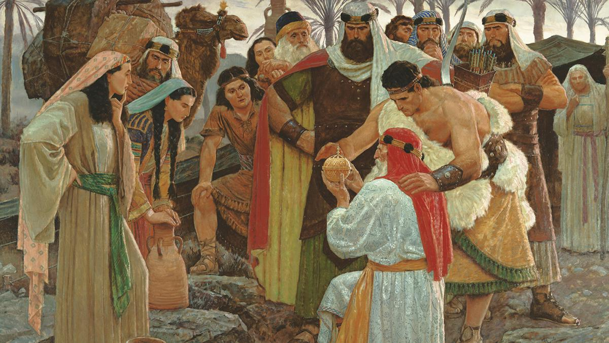The Book of Mormon records the words of many prophets, including the words of a prophet named Nephi. Learn how Nephi's writings can bless your life today.
