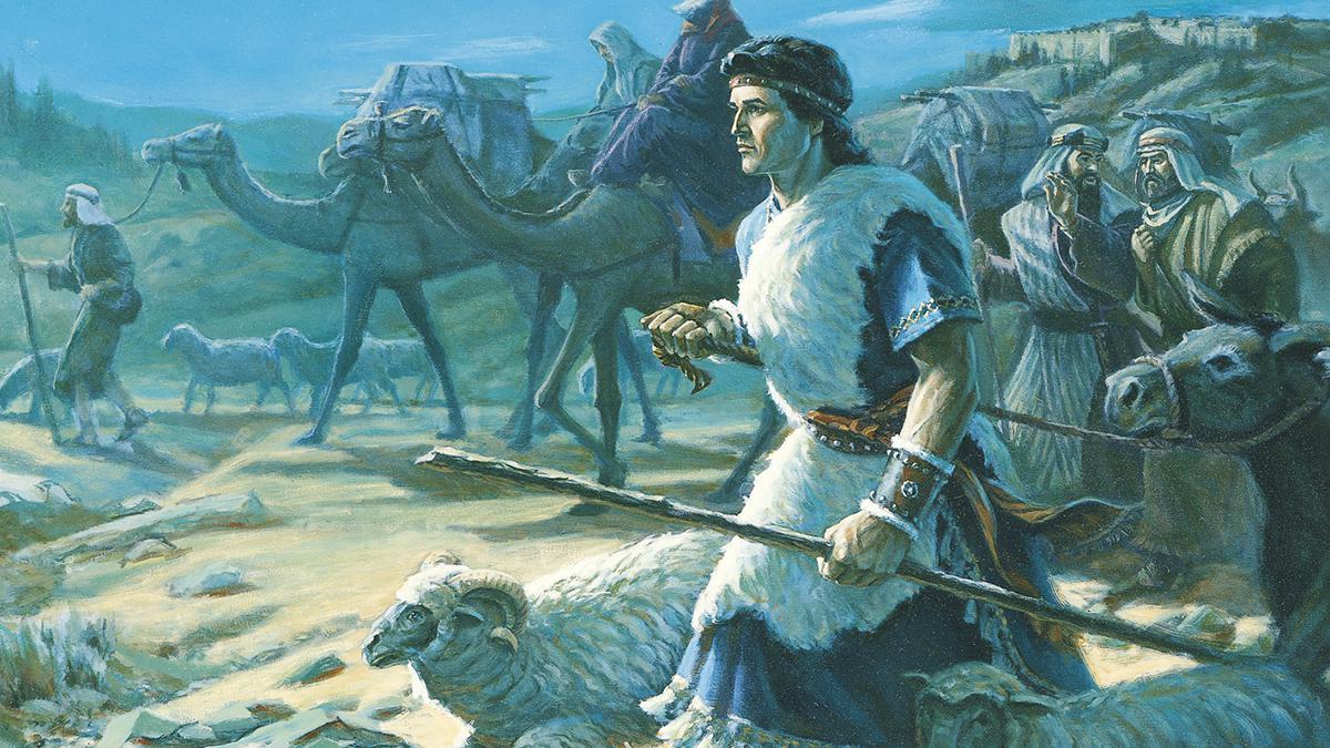 Het Boek van Mormon bevat de woorden van veel profeten, onder wie de profeet Nephi. Ontdek hoe Nephi's woorden u nu tot zegen kunnen zijn.