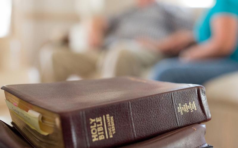 La doctrina mormona enseña que podemos sentir la influencia del Espíritu santo cuando leemos la palabra de Dios.