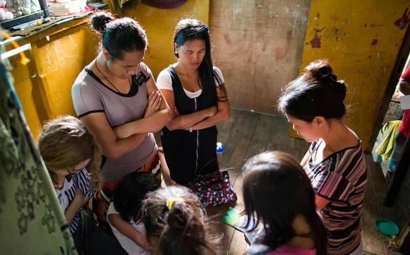 Mer enn 70 000 mormonmisjonærer virker rundt om i verden.