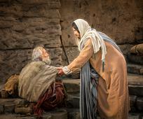 Mormonene er kristne, så de tilber Jesus Kristus. Mormonene tror at på grunn av Jesus Kristus kan mirakler fortsatt skje i dag, akkurat slik de gjorde på bibelsk tid.