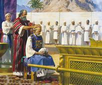 Wie Gott einst in der Bibel zu Mose und anderen Propheten aus alter Zeit sprach, sprach er auch zu Joseph Smith, und er spricht auch heute noch zu Propheten.