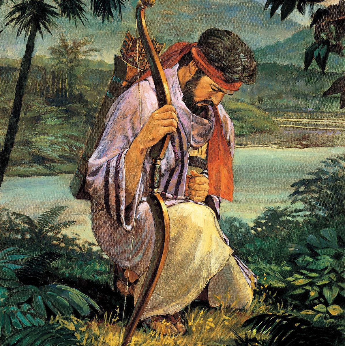 enos-praying