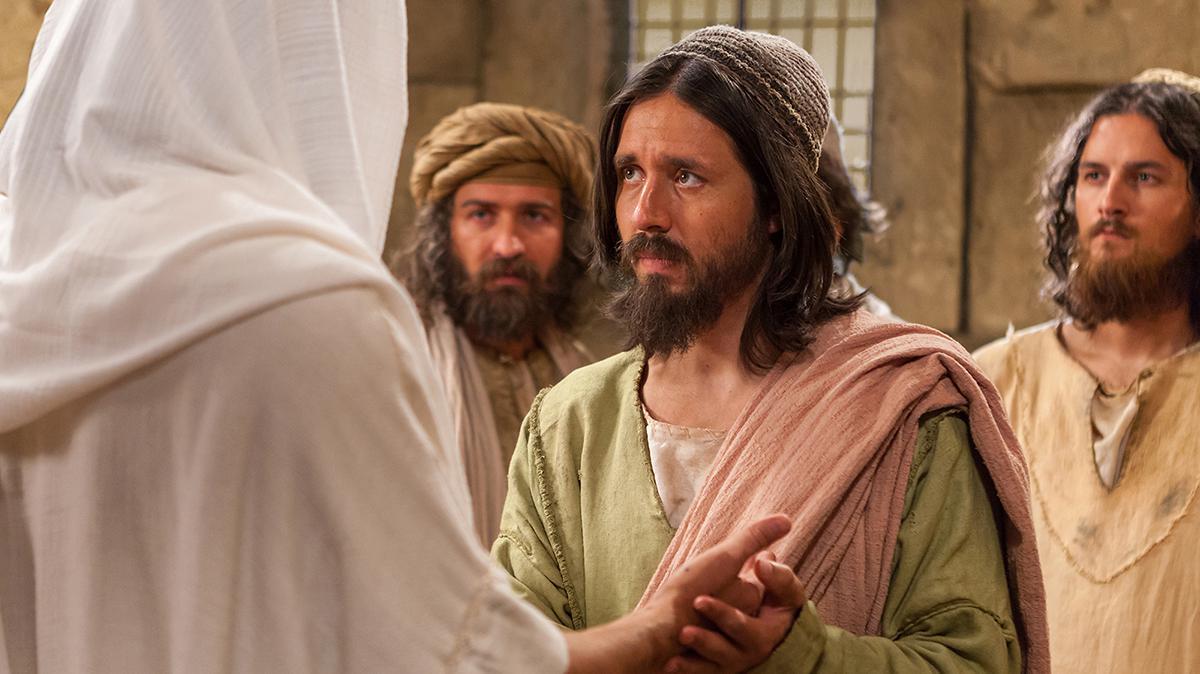 Naše víra v Pána Ježíše Krista