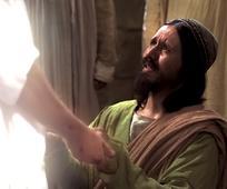 Jesus with Thomas