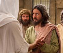 Jesus viser den tvivlende Thomas sine hænder