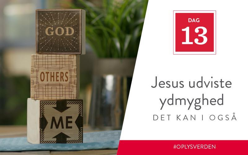 Jesus hjalp andre til at gå, det kan I også