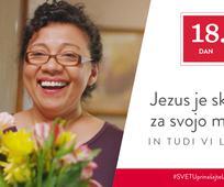 18. Dan - Jezus je skrbel za svojo mater in tudi vi lahko