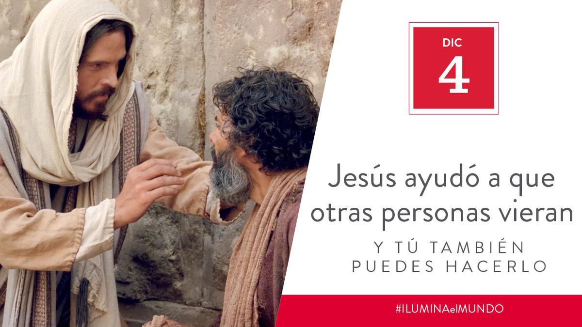 Dic 4 - Jesús adoró a Su Padre y tú también puedes hacerlo