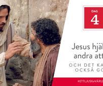 Dag 4 - Jesus hjälpte andra att se och det kan du också göra