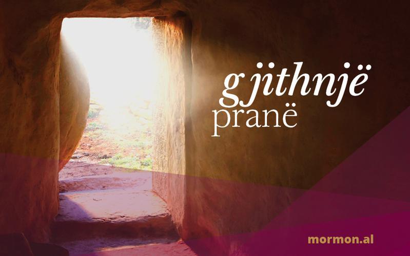 Një Mesazh Pashke: Jezu Krishti Të Gjendet Gjithnjë Pranë