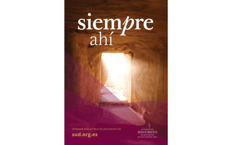 Un mensaje de Semana Santa: Jesucristo está siempre ahí para ti