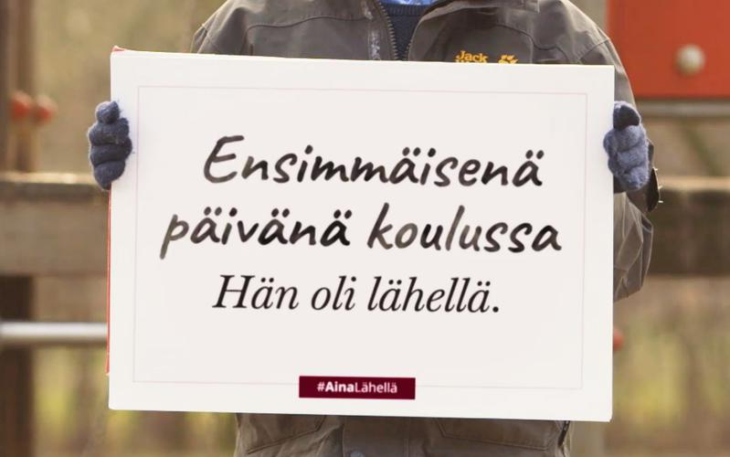 Luo oma juliste