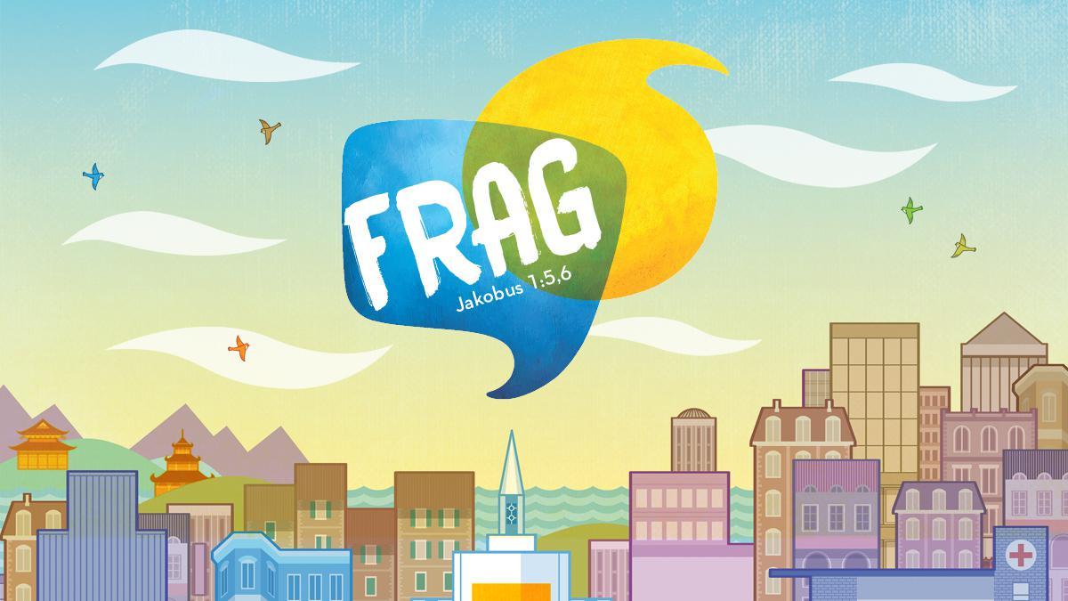 Album zum Leitgedanken 2017 'Frag Gott'